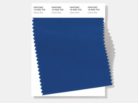 Announcing the Pantone Color of the Year 2020: 19-4052 Classic Blue