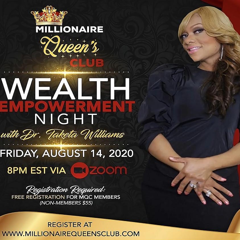 Wealth Empowerment Night