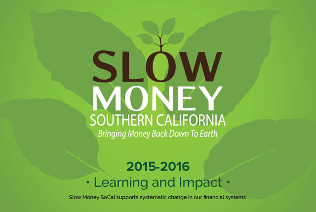 Slow Money SoCal