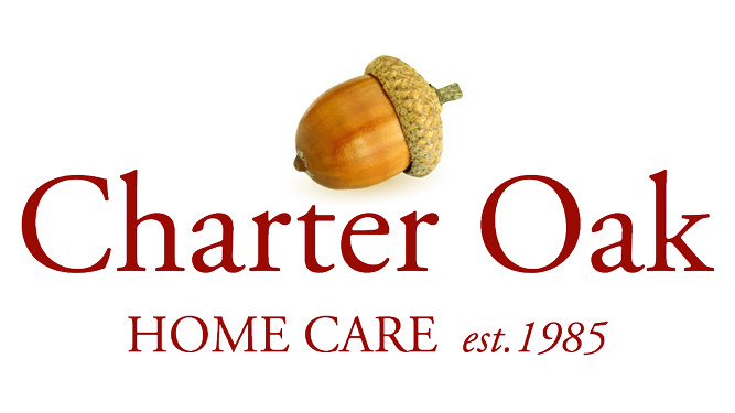 Charter Oak Home Care: Logo Design