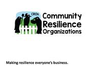 Community Resilience Organizations