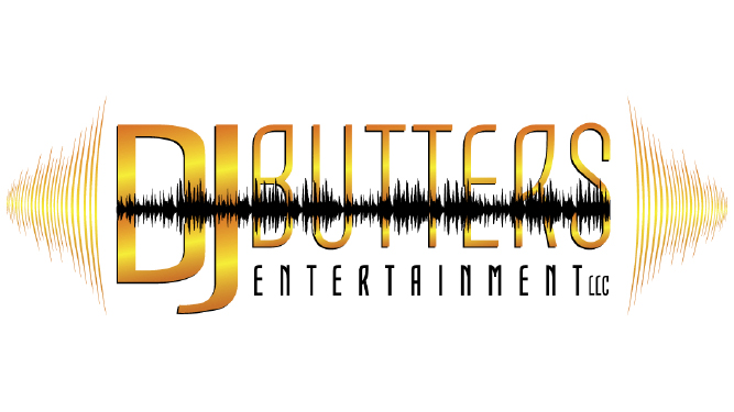 DJ Butters Entertainment: Logo Desig