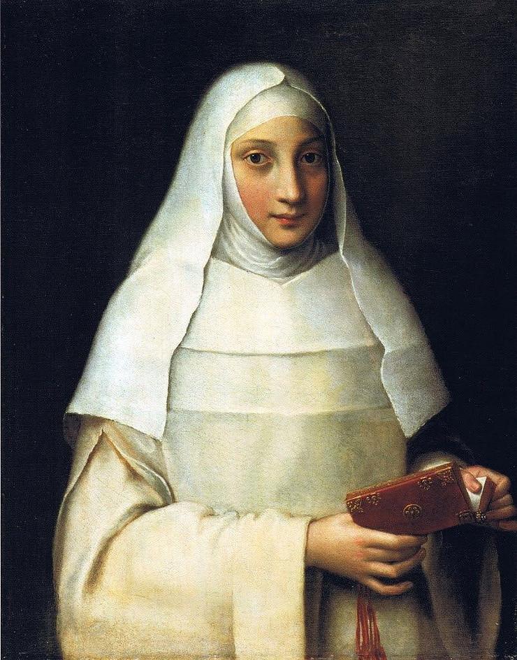 Sofonisba Anguissola, Portrait of a Nun, 1551
