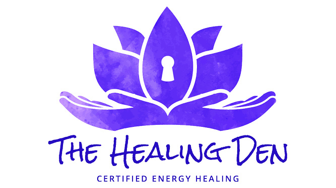 The Healing Den: Logo Design