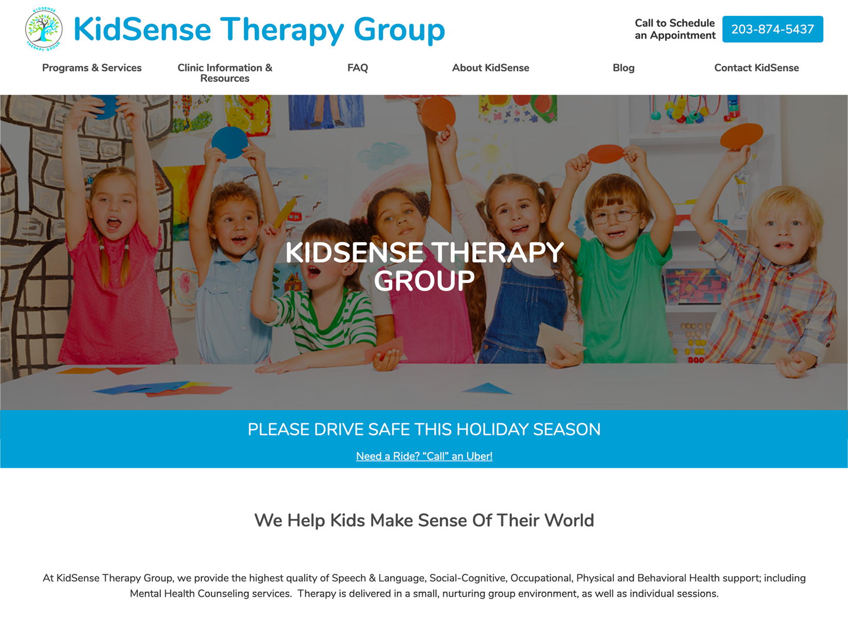 KidSense Therapy Group