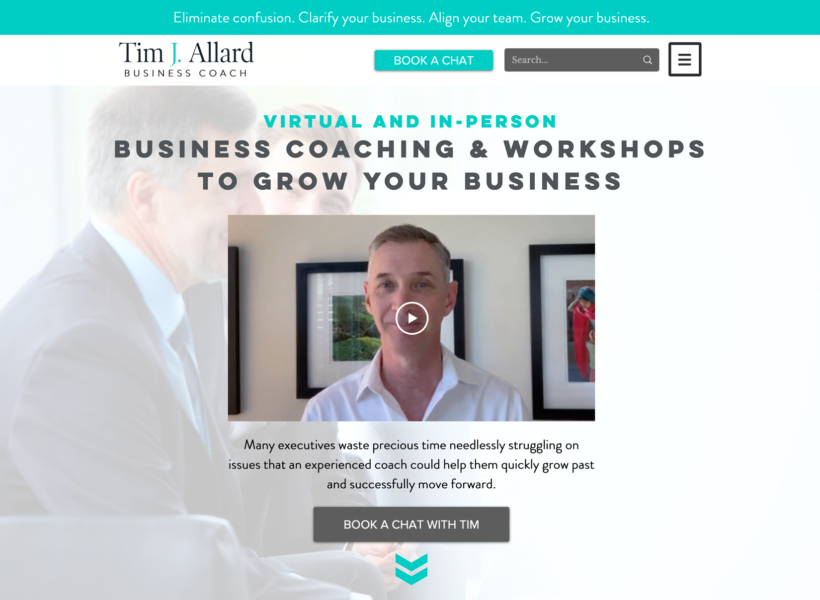 Tim J. Allard Business Coach