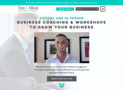 Tim J. Allard Business Coach