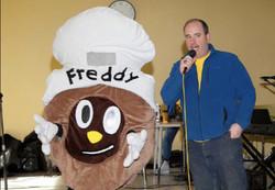 """Rotary Mascot """"Freddy"""""""