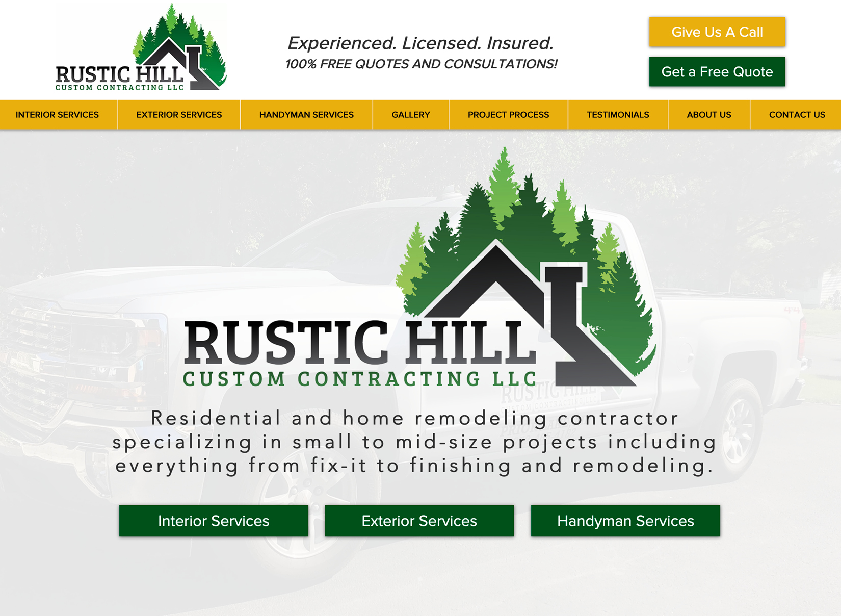 Rustic Hill Custom Contracting