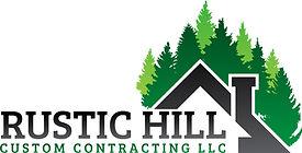 Rustic Hill Custom Contrcting Logo