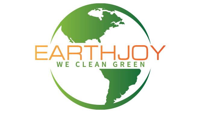 EarthJoy Cleaners Logo Design
