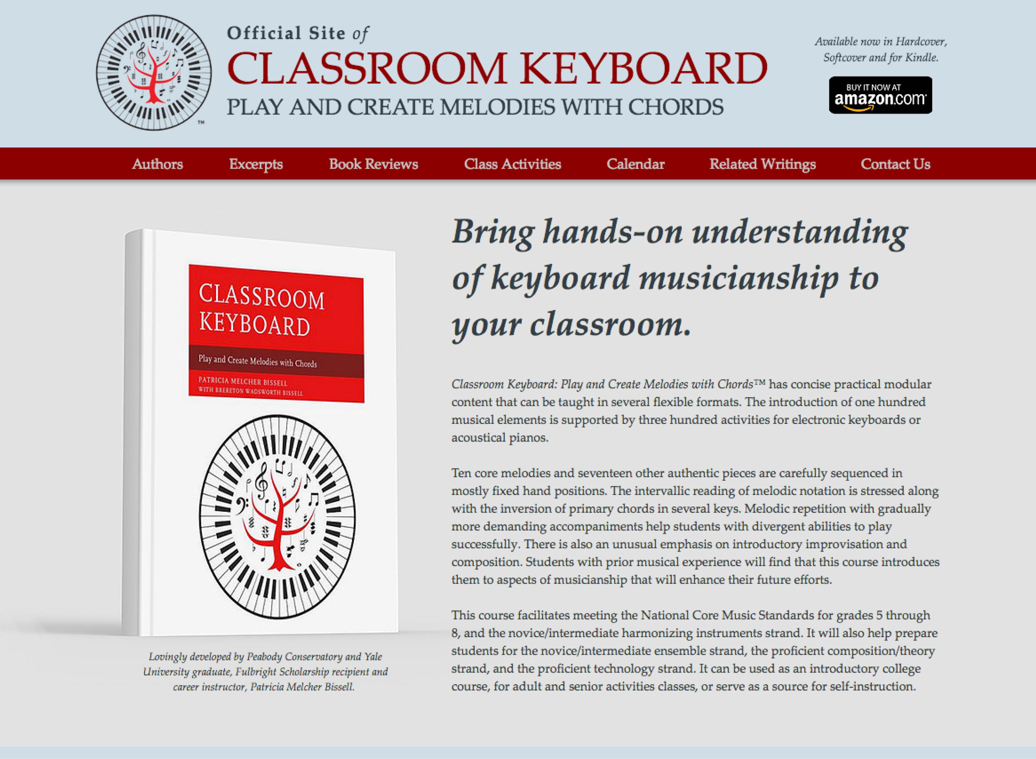 Classroom Keyboard