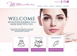 M Spa and Skin Care