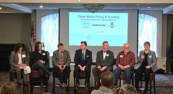 Clea Water Policy and Funding Panel