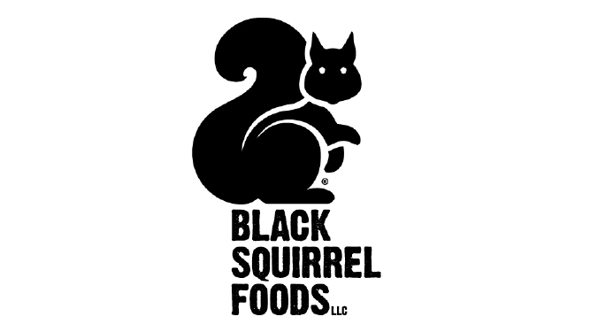 Black Squirrel Foods: Logo Design