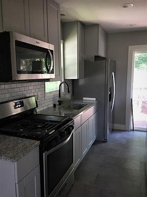 Interior Kitchen Remodeling