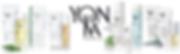 M Spa Yonka Paris Professional Products lineup