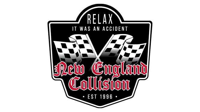 New England Collision: Logo Design