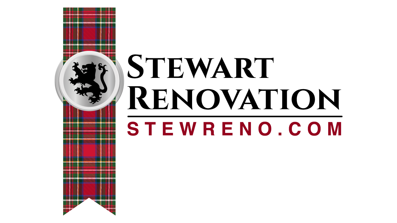 Stewart Renovations: Logo Design