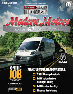 Modern Motors Mag