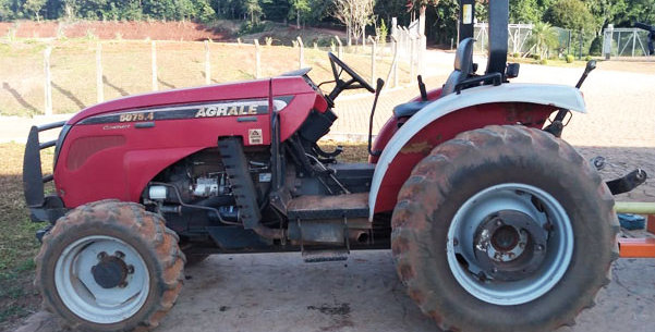 Trator Agrale | 5075.4 | 2010
