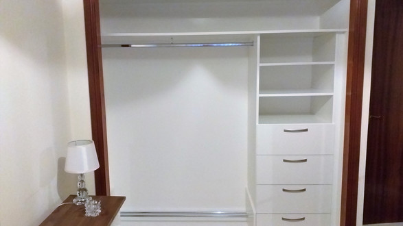 Double Wardrobe (After)