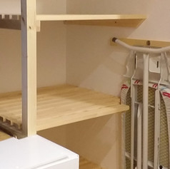 A tidy Shelving System