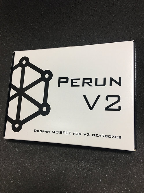 PERUN V2 Optical MOSFET (Rear Wired)