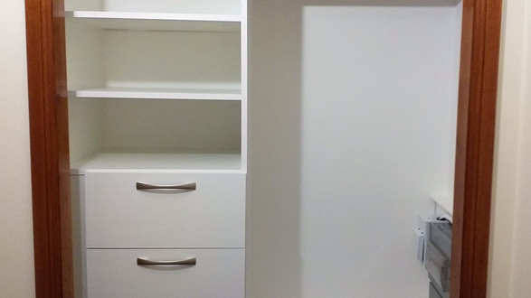 Single Wardrobe (After)