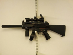 Facebook - A custom MP5KoA.  Bodywork is just about finished.jpg
