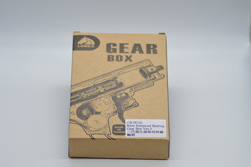 Lonex 8mm Enhanced Bearing Gearbox V3
