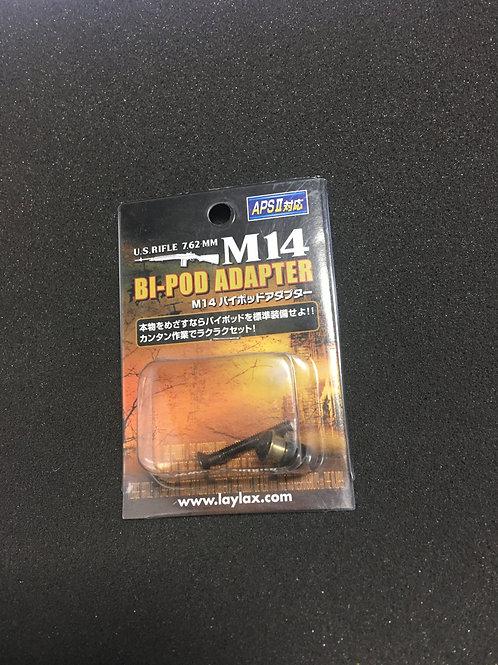 Laylax M14 Bi-Pod Adapter