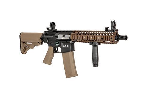 Specna Arms Daniel Defense MK18 SA-C19 CORE Carbine Replica - Chaos Bronze