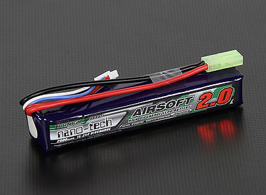 The venerable Turnigy Nanotech LiPo