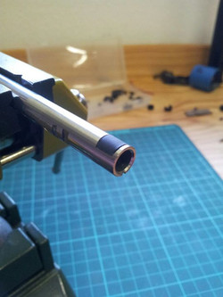 Facebook - The Prometheus barrel and R-Hop installation for the VFC M4