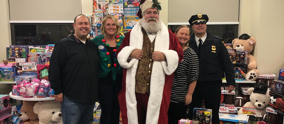 Making Spirits Bright: Cleveland Toy Drive Reaches New Heights