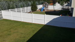 Vinyl Fence Repair