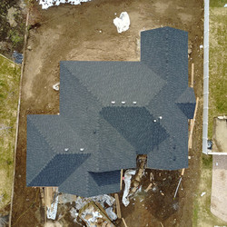 New construction roofing