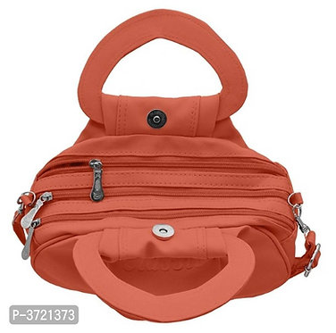 EasyTP PU Handbags With Sling Strap