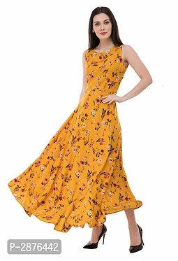 MAXI LENGTH DRESS FOR WOMEN'S