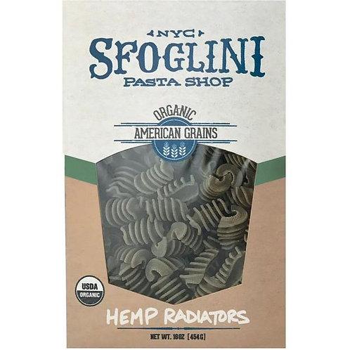 Sfoglini Pasta Shop Organic Hemp Pasta, Radiators