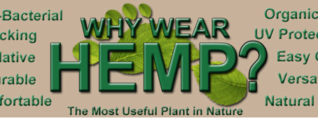 Why wear Hemp clothing? 9 Properties of Hemp Clothing.
