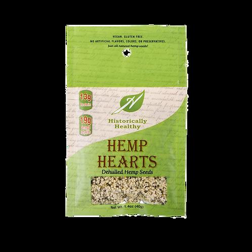 Historically Healthy Hemp Hearts