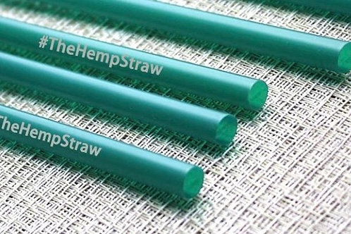 Hemp Drinking Straws