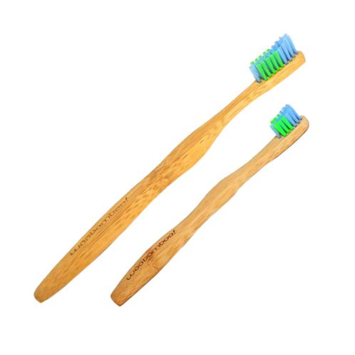 WooBamboo Signature Pet Bamboo Toothbrushes
