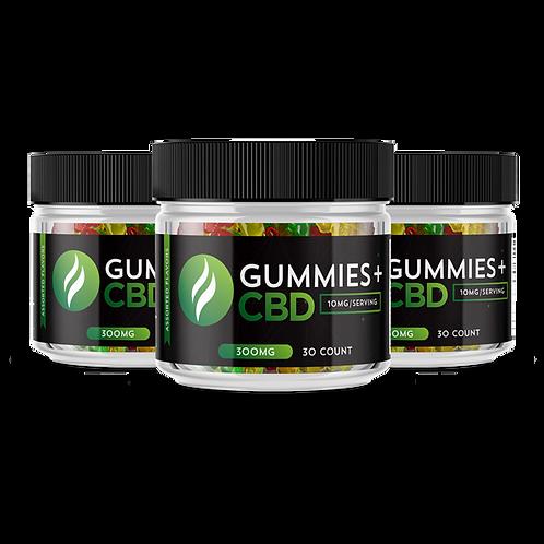 Green Flame Hemp CBD Gummies