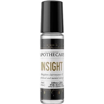 Insight (CBD + Essential Oil) Roller