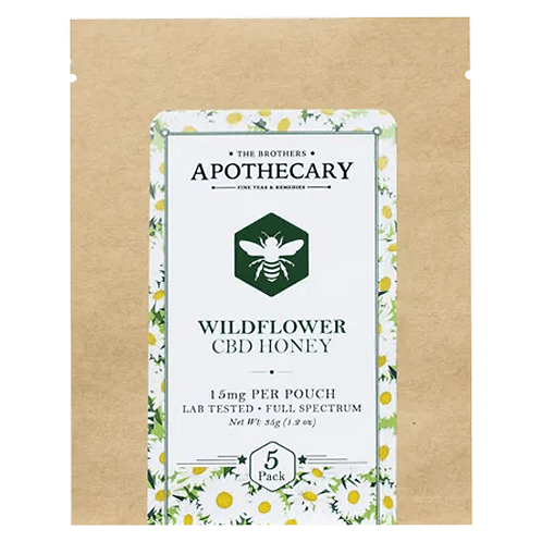The Brother's Apothecary Flavored CBD Honey