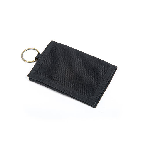 Hemp Key Ring Wallet