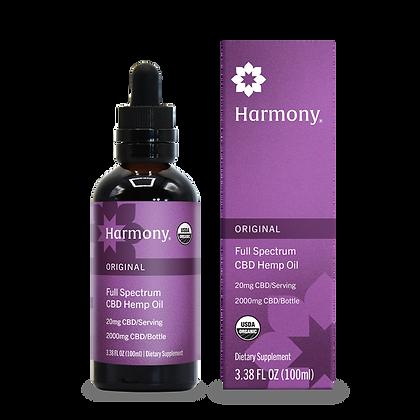 Palmetto Harmony CBD Oil Tinctures